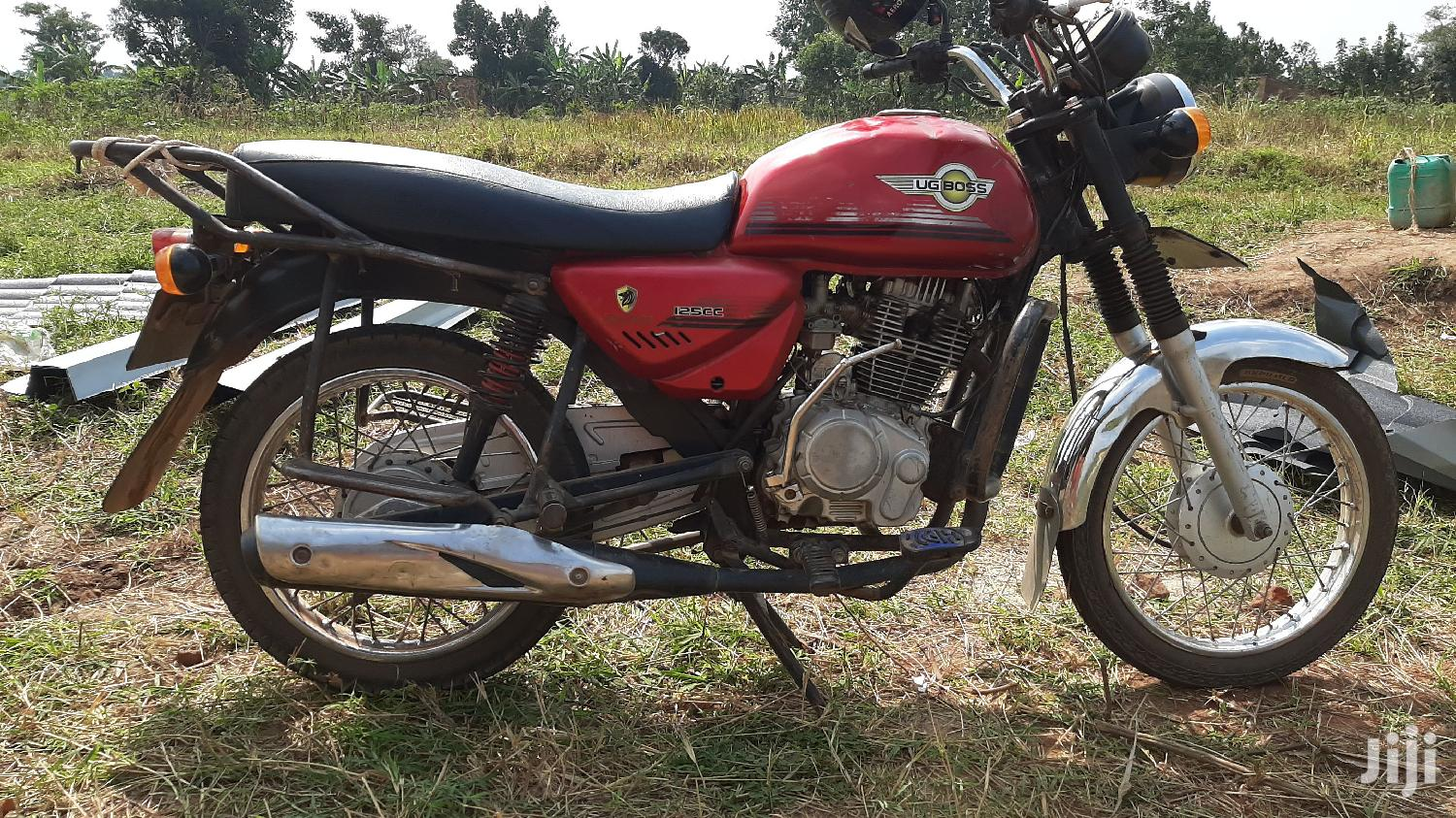 Archive: Motorcycle 2016 Red