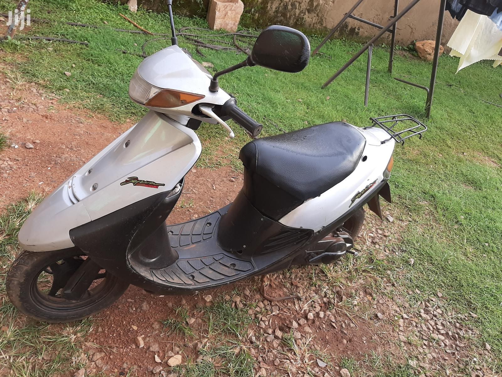 Suzuki 2003 Gray | Motorcycles & Scooters for sale in Kampala, Central Region, Uganda