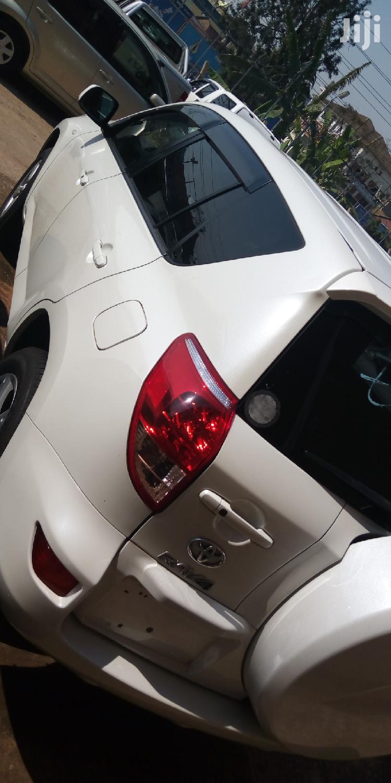 New Toyota RAV4 2007 White