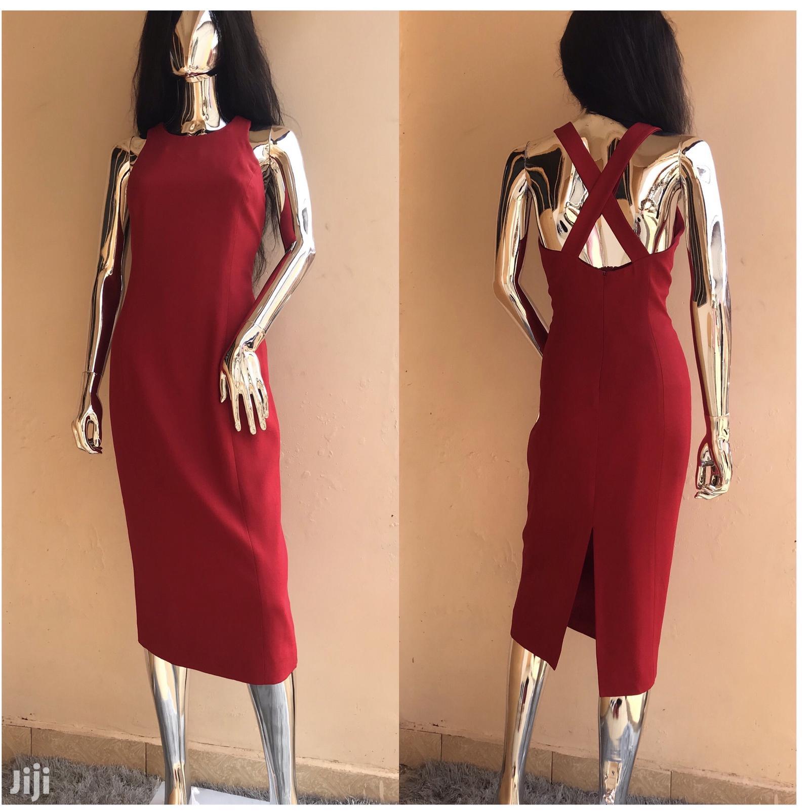 Dress Long Classy Dress Available
