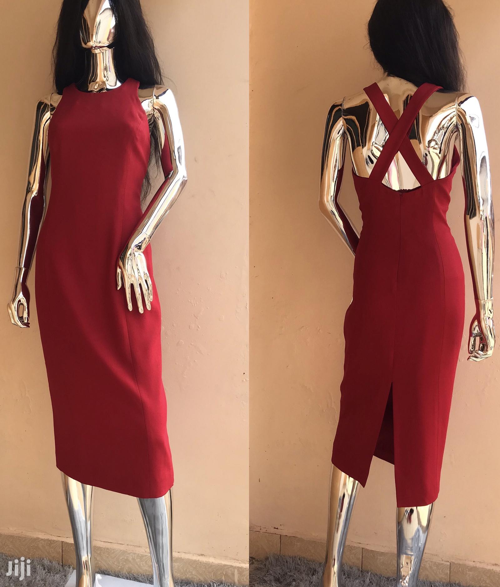 Dress Long Classy Dress Available   Clothing for sale in Kampala, Central Region, Uganda