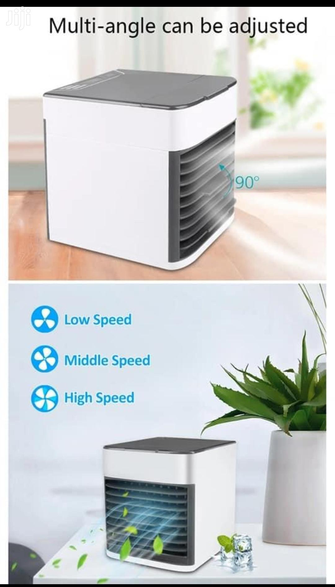 Archive: Mini Air Cooler Cum Humidifier at Only 120000