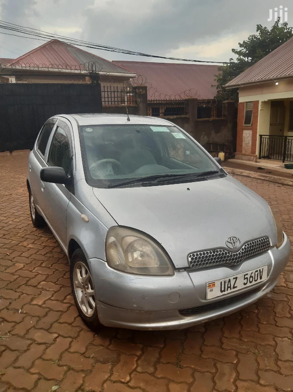 Toyota Vitz 2003 Gray | Cars for sale in Kampala, Central Region, Uganda