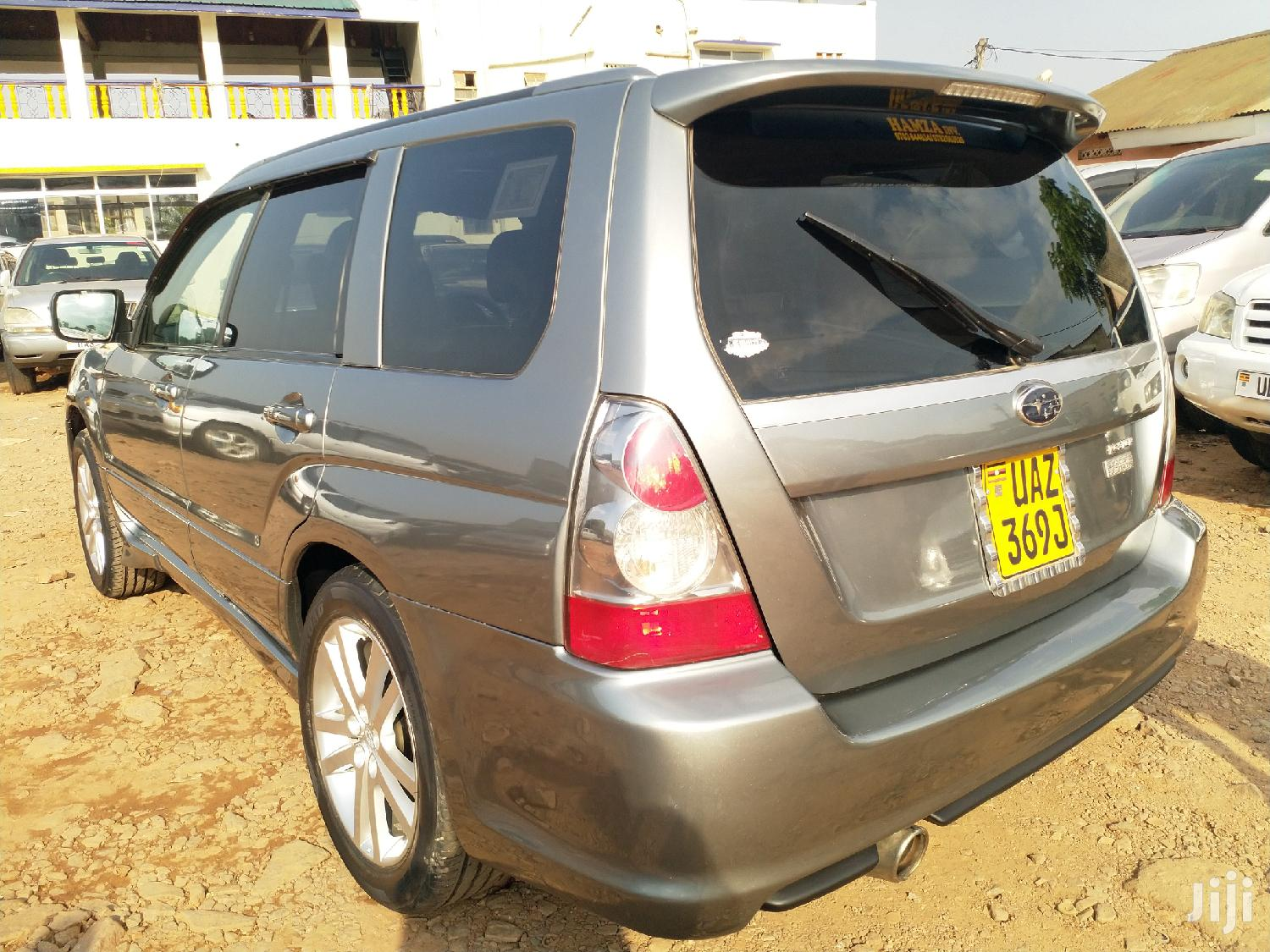 Archive: Subaru Forester 2007 2.0 XT Turbo Gray