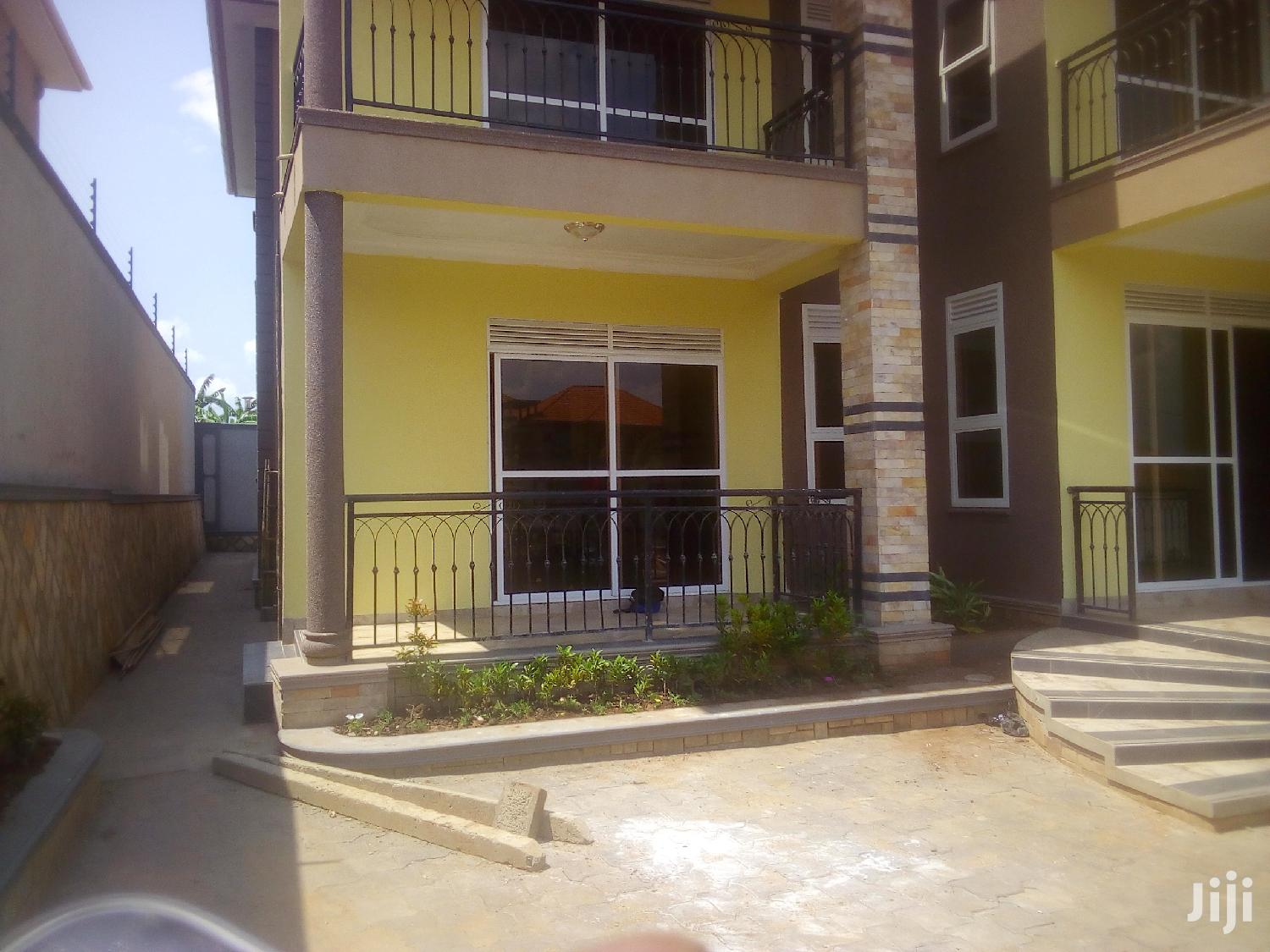 Classic 4 Bedroom Mansion In Kyanja For Sale