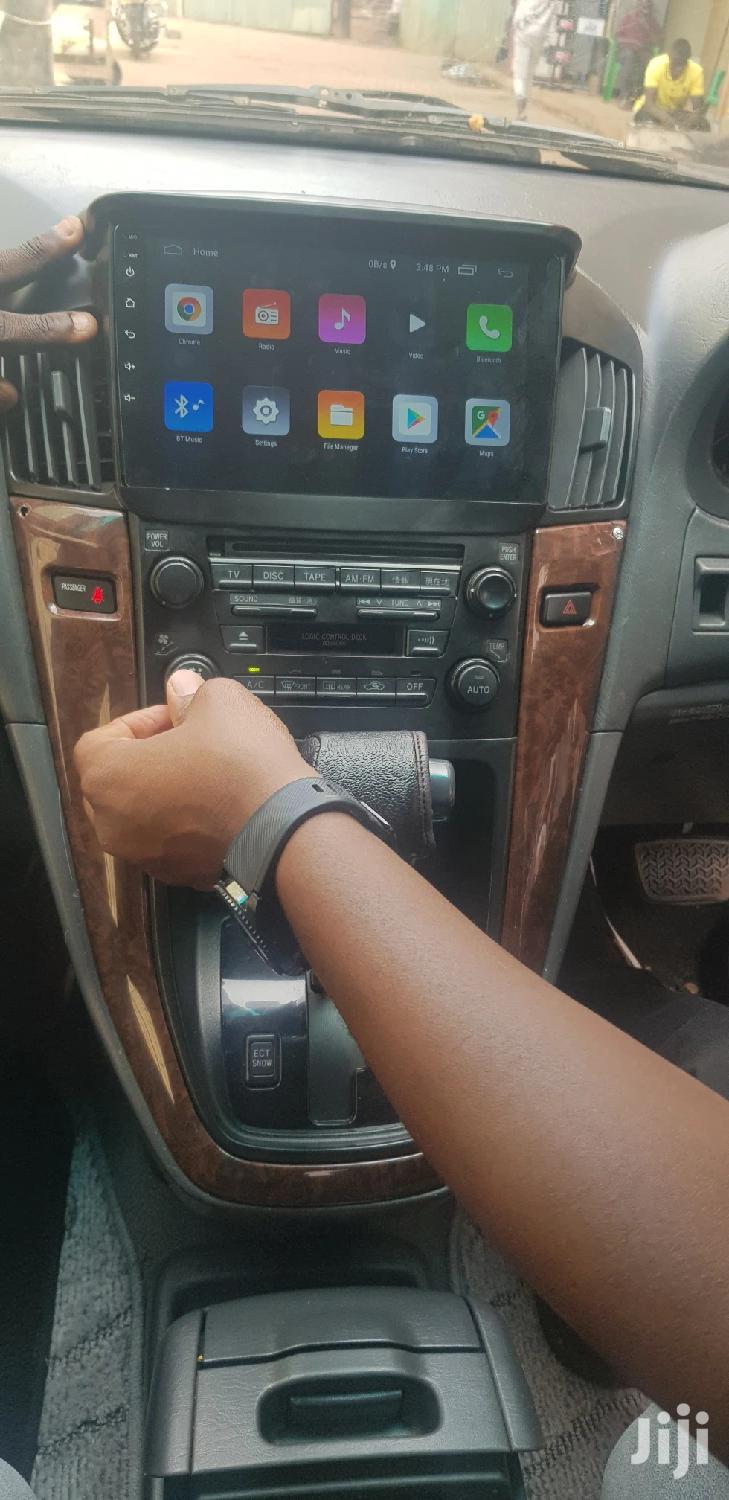 Harrier Android Radio Or Lexus Rx300
