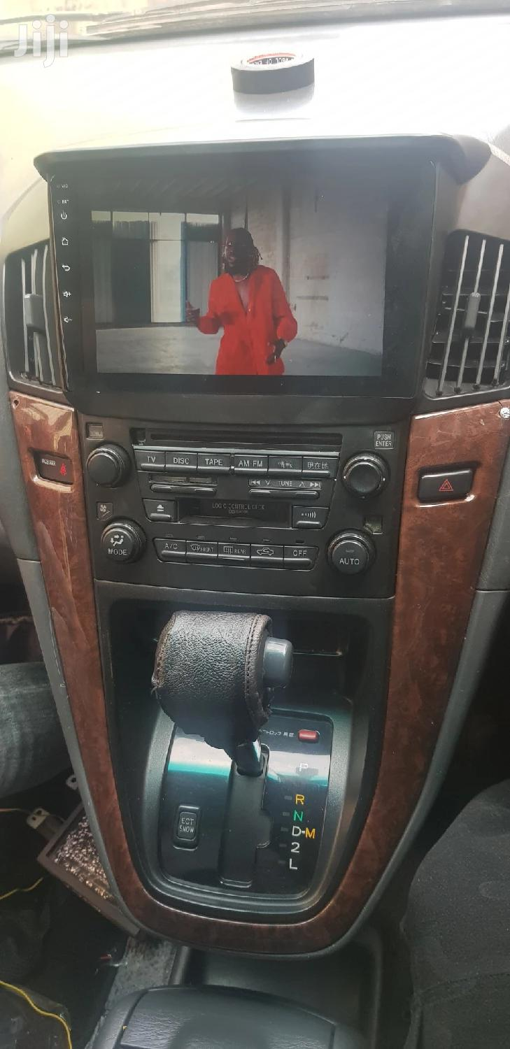 Harrier Android Radio Or Lexus Rx300 | Vehicle Parts & Accessories for sale in Kampala, Central Region, Uganda
