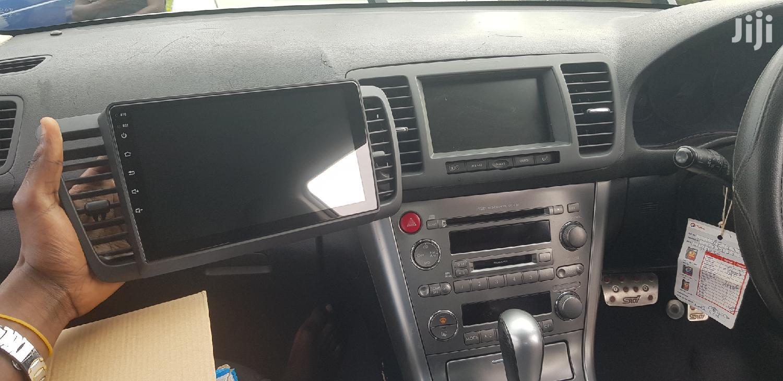 Subaru Legacy B4 And Outback Radio