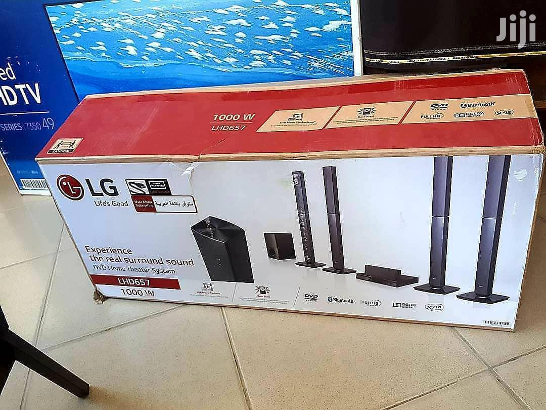 LG Lhd657 Home Theatre System