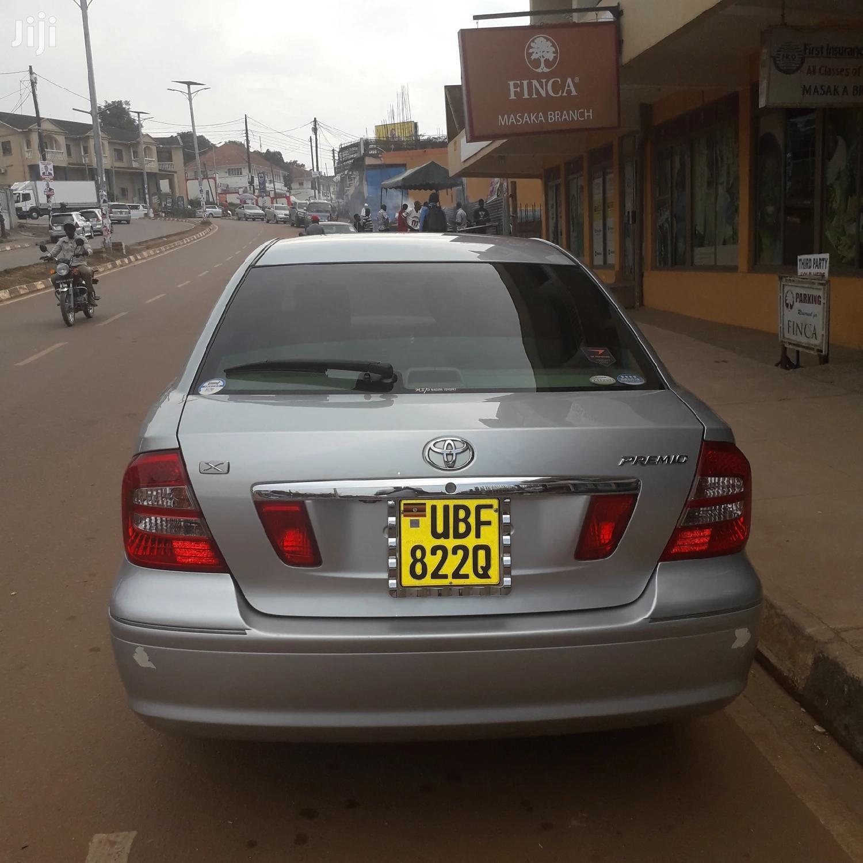 Toyota Premio 2006 Silver | Cars for sale in Kampala, Central Region, Uganda