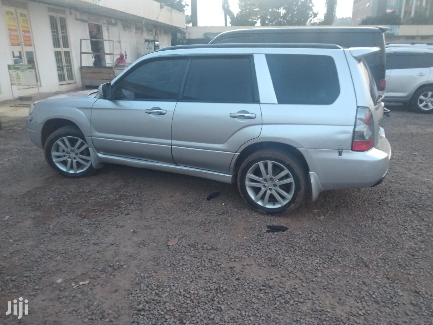 New Subaru Forester 2006 Silver | Cars for sale in Kampala, Central Region, Uganda