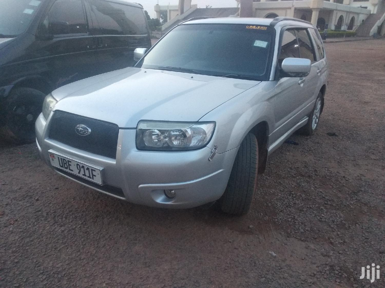 New Subaru Forester 2006 Silver