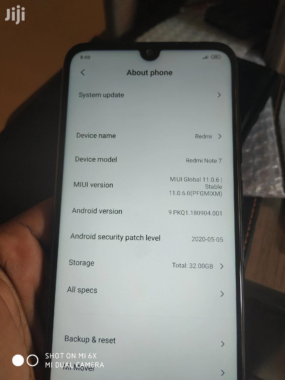 New Xiaomi Redmi Note 7 32 GB Black | Mobile Phones for sale in Kampala, Central Region, Uganda