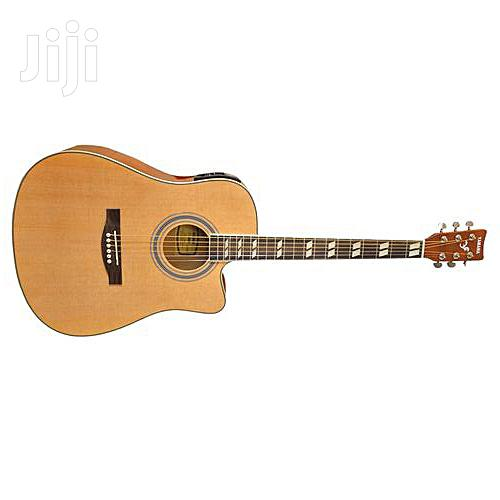 Yamaha 4000 EQ Acoustic Guitar