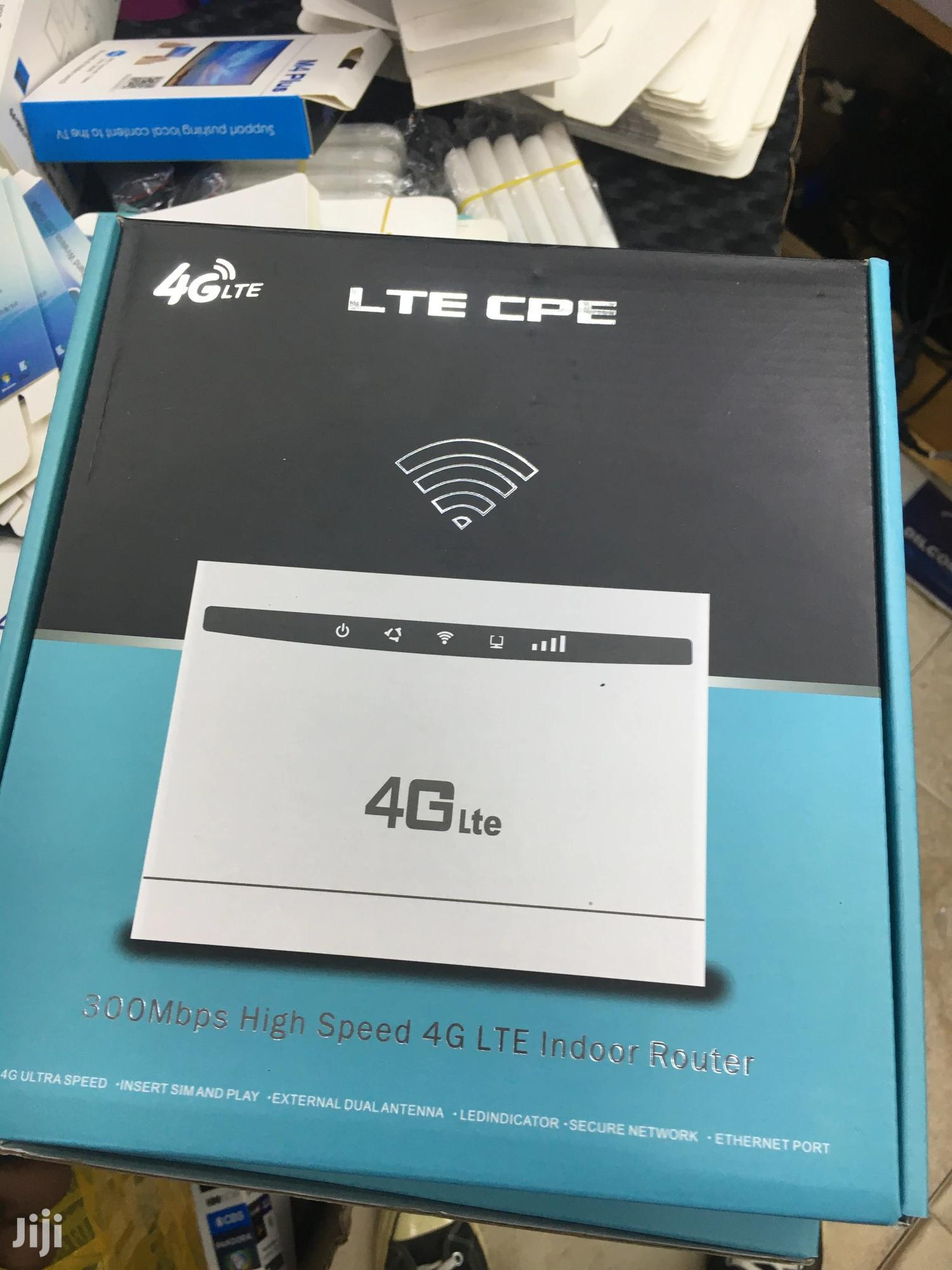 Wireless Router LTE CPE 4glite