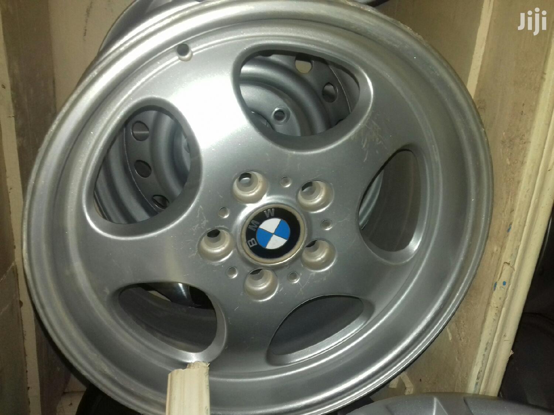 "BMW G String Rims Size 17"""