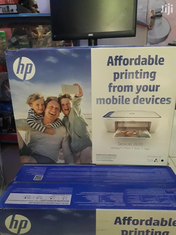 Deskjet 2630 Wireless Printer