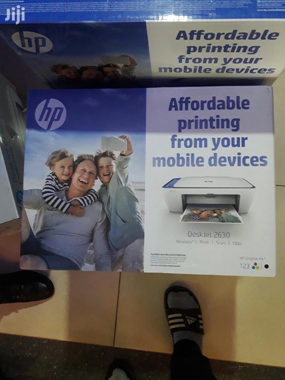 Deskjet 2630 Wireless Printer | Printers & Scanners for sale in Kampala, Central Region, Uganda