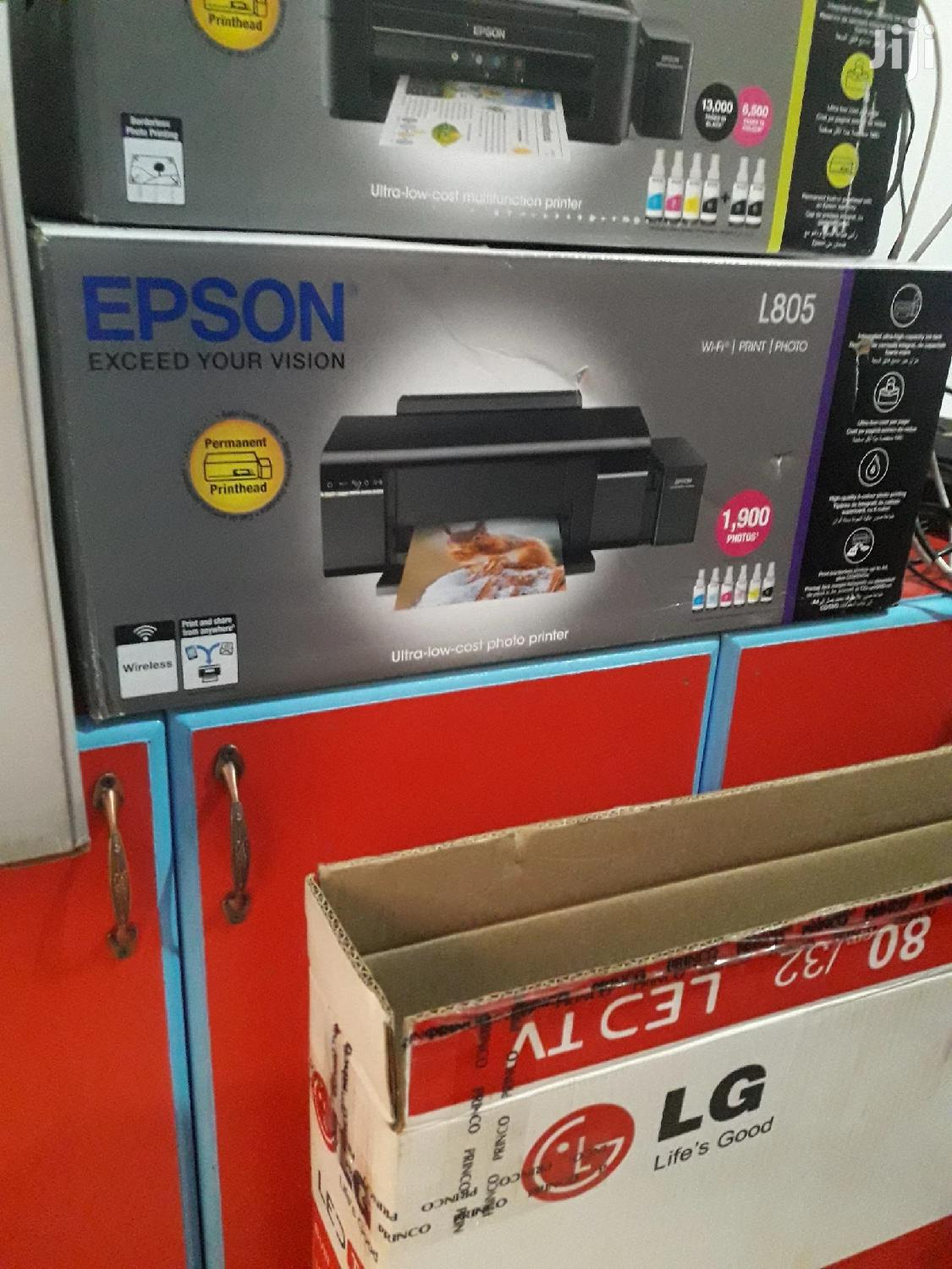 Epson L805 | Printers & Scanners for sale in Kampala, Central Region, Uganda