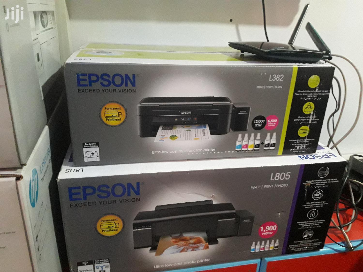 Epson L382 | Printers & Scanners for sale in Kampala, Central Region, Uganda