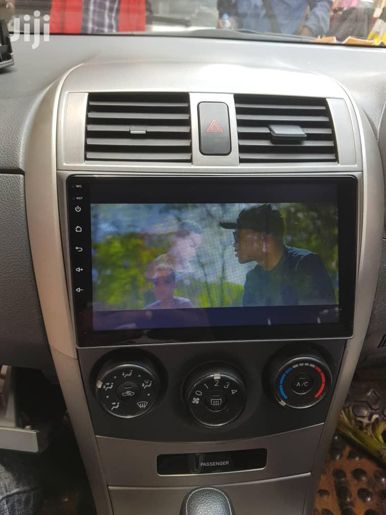 Toyota Fielder Android Radio | Vehicle Parts & Accessories for sale in Kampala, Central Region, Uganda