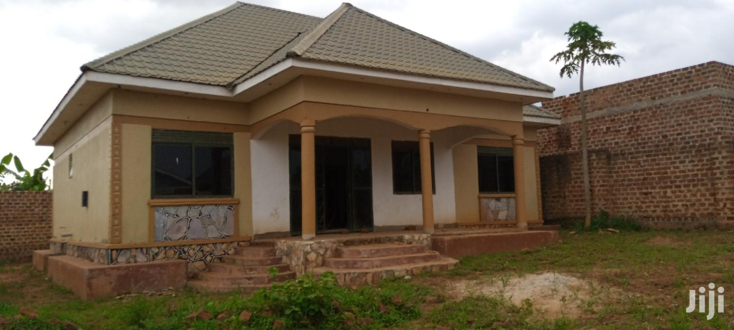 4 Bedroom House In Gayaza Town For Sale