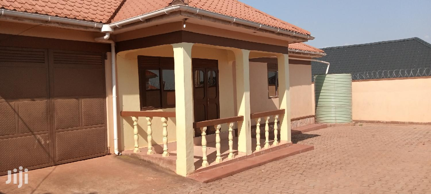 Archive: Gayaza House For Sale With Ready Title