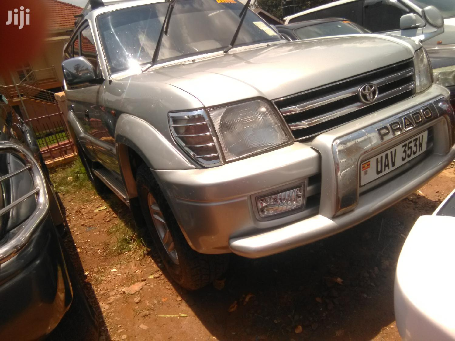 Toyota Land Cruiser 1999 Silver | Cars for sale in Kampala, Central Region, Uganda