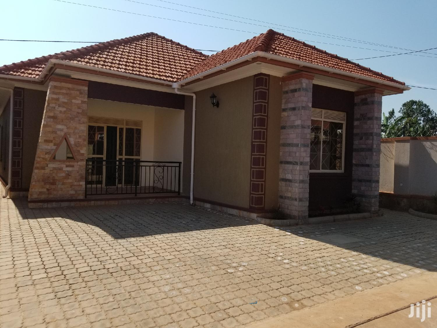 Four Bedroom House For Sale In Kira