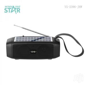 Big Base Solar And UMEME Bluetooth Speaker With Radio   Audio & Music Equipment for sale in Central Region, Kampala