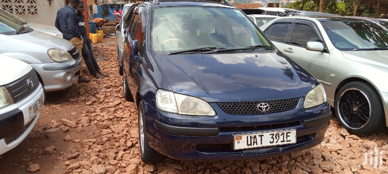 Toyota Spacio 1999 Blue | Cars for sale in Kampala, Central Region, Uganda