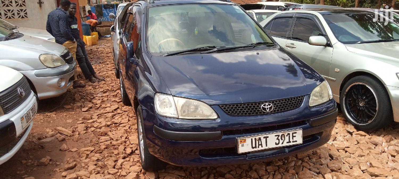 Toyota Spacio 1999 Blue
