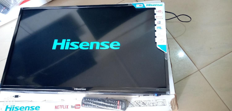 Archive: Brand New Hisense 32 Inches Digital Smart Flat