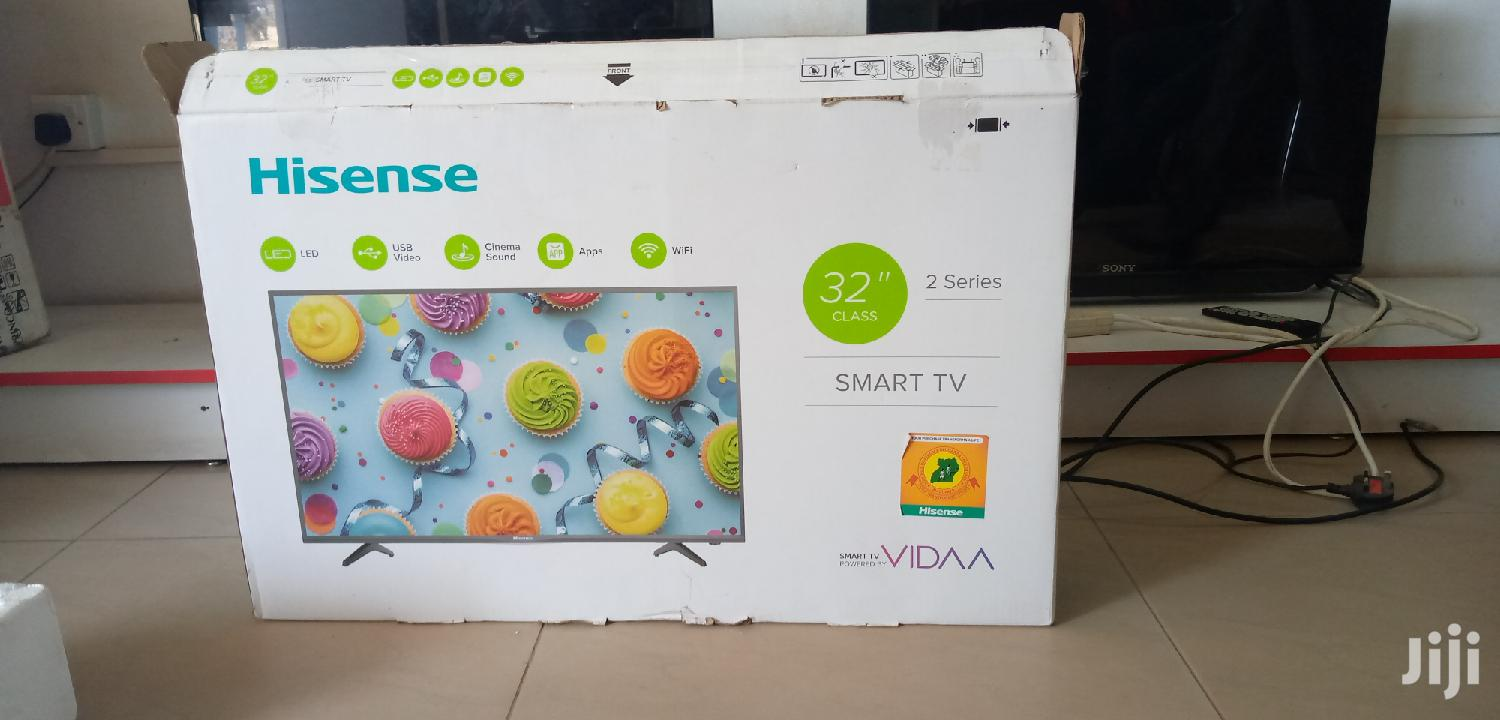 Archive: Brand New Hisense 32 Inches Smart Digital Flat Screen