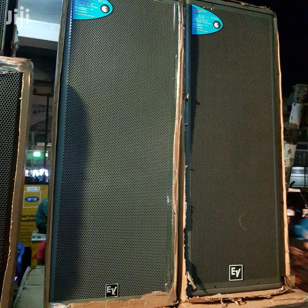 Full Range Speaker EV Gray