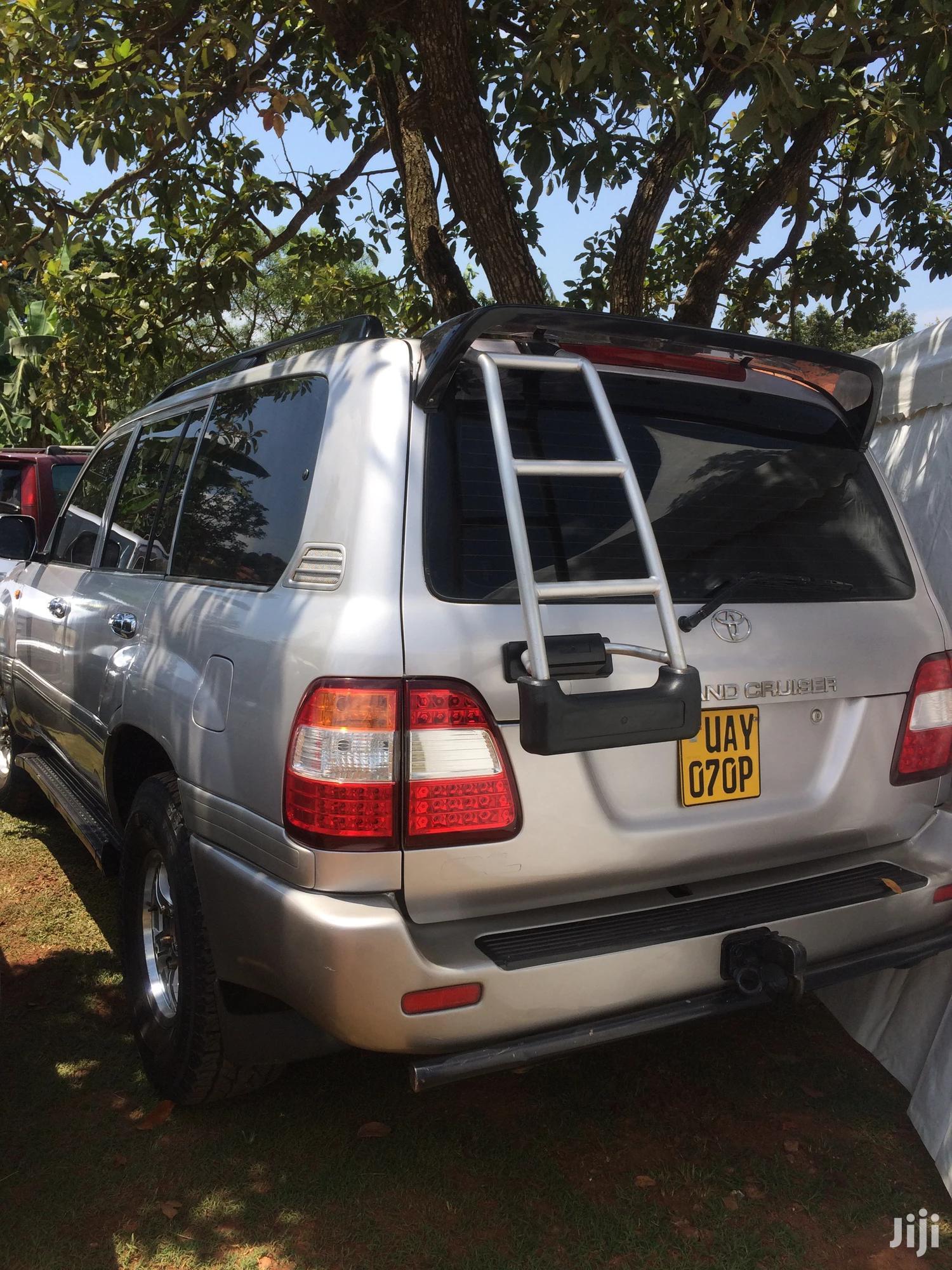 Toyota Land Cruiser 2010 Silver | Cars for sale in Kampala, Central Region, Uganda
