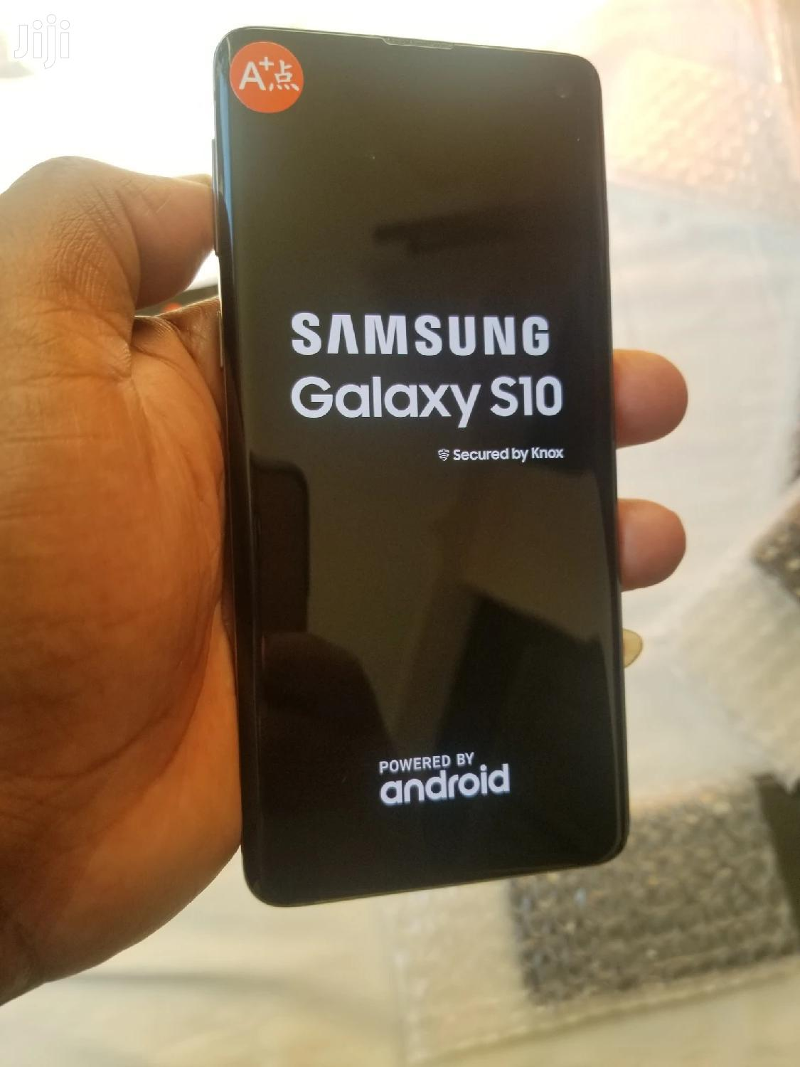 Samsung Galaxy S10 128 GB Black | Mobile Phones for sale in Kampala, Central Region, Uganda