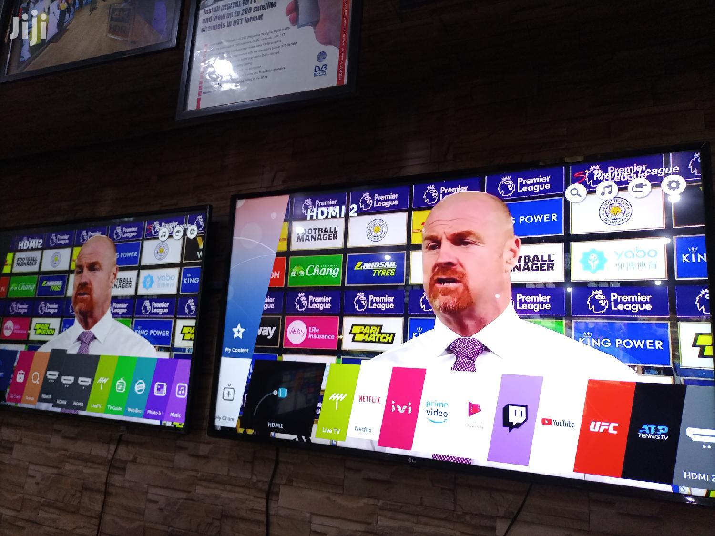 LG Smart Ultra Hd 4K Digital Flat Screen TV 55 Inches | TV & DVD Equipment for sale in Kampala, Central Region, Uganda