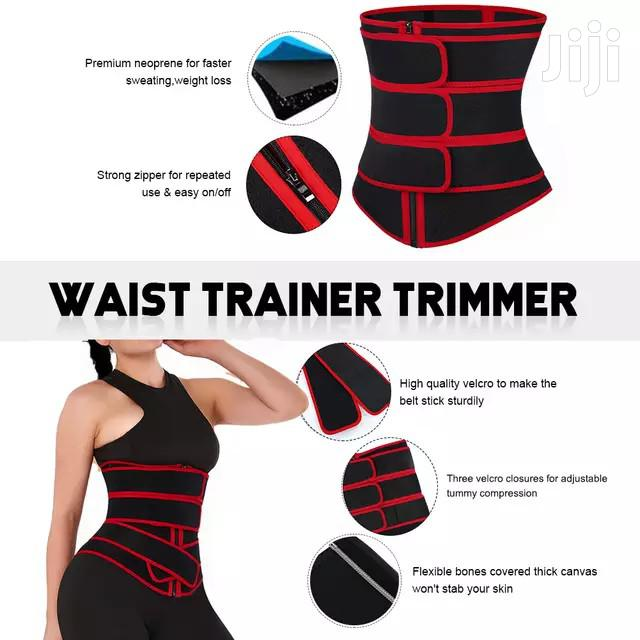 Double Belt Waist Trimmer | Tools & Accessories for sale in Kampala, Central Region, Uganda