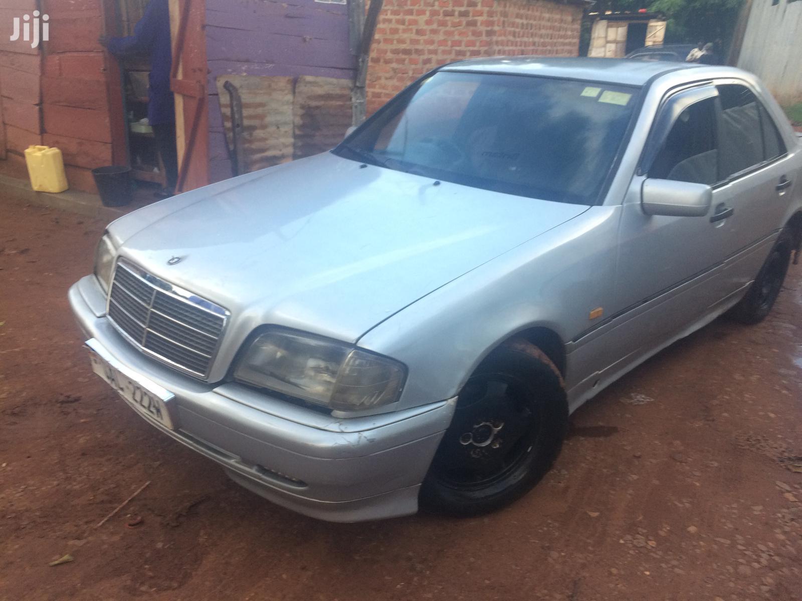 Mercedes-Benz C200 1997 Silver