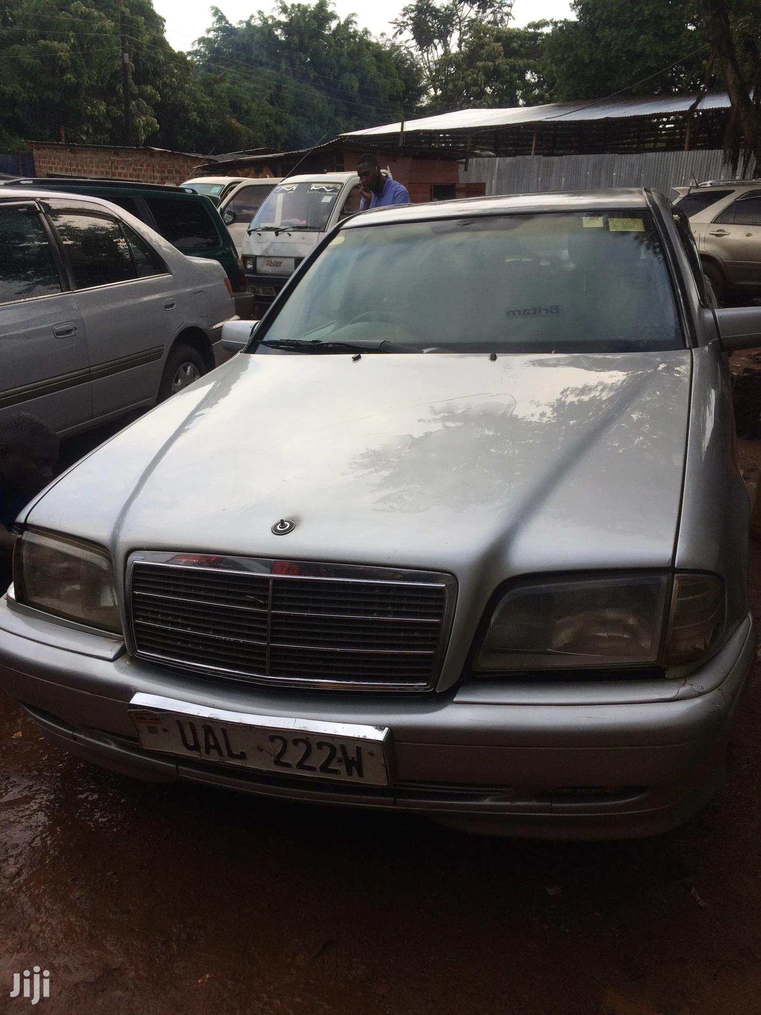 Mercedes-Benz C200 1997 Silver   Cars for sale in Kampala, Central Region, Uganda