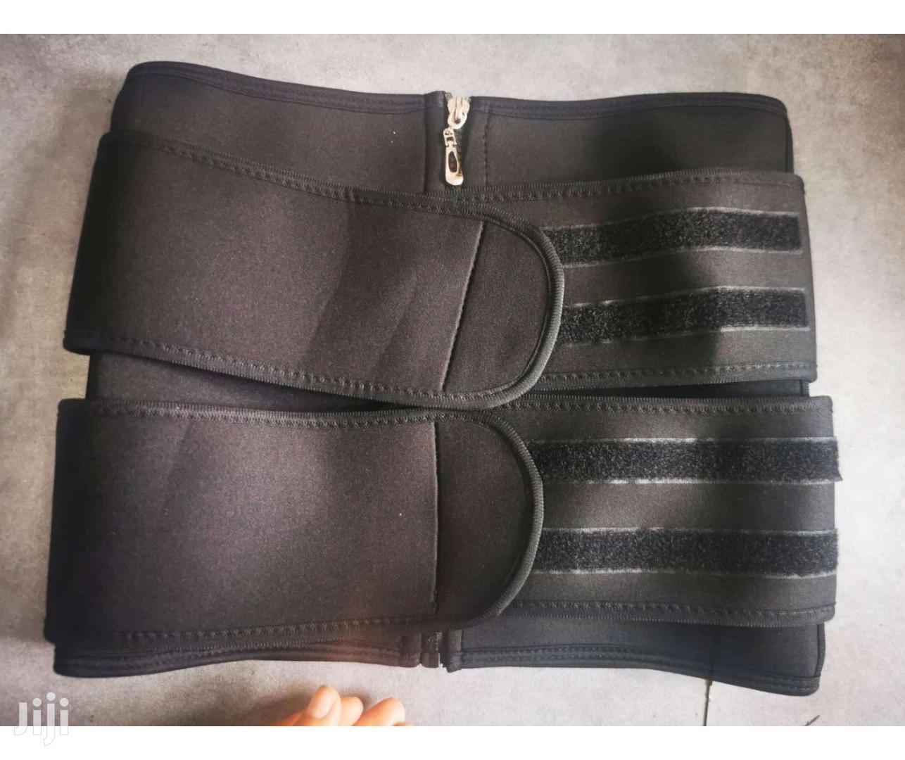 Double Belt Waist Trimmer