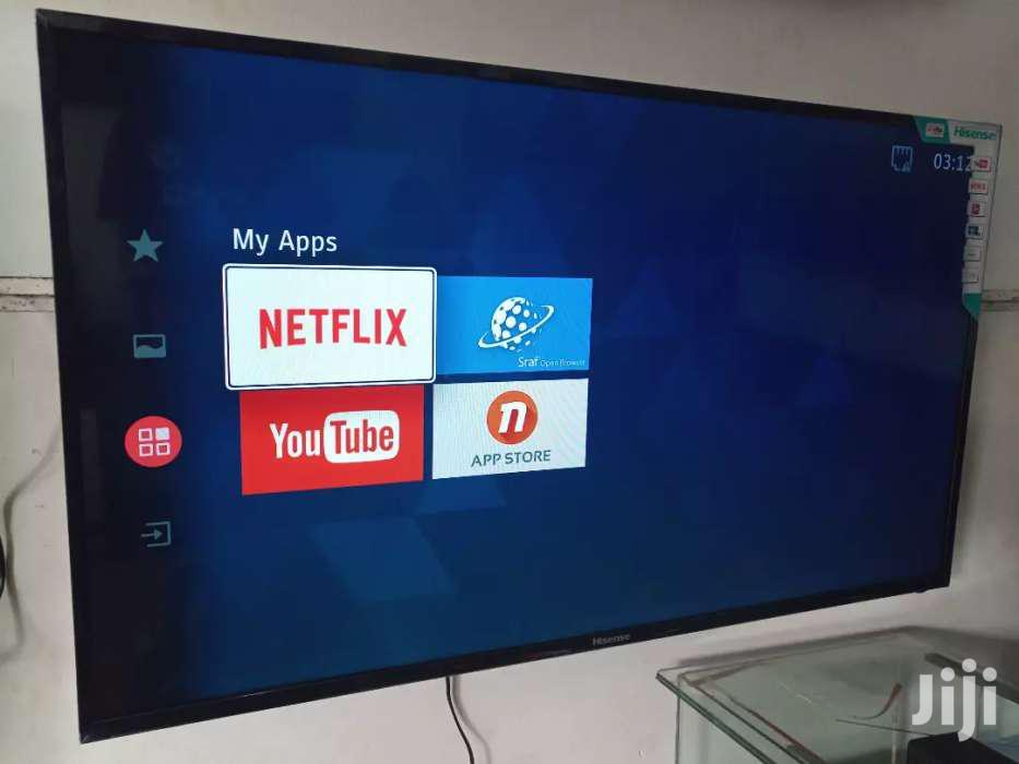 Hisense Smart Flat Screen TV 49 Inches | TV & DVD Equipment for sale in Kampala, Central Region, Uganda