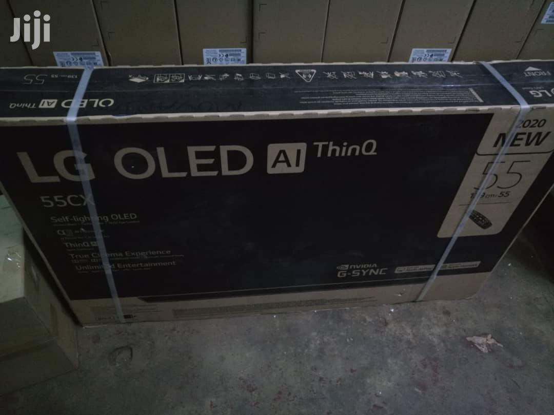 LG CX Oled 55 Inch   TV & DVD Equipment for sale in Kampala, Central Region, Uganda
