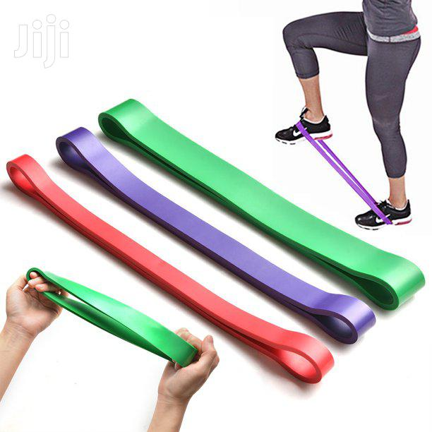 Resistance Bands | Sports Equipment for sale in Kampala, Central Region, Uganda