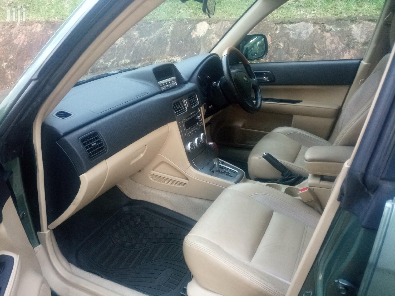 Archive: Subaru Forester 2006 2.0 X Trend Green