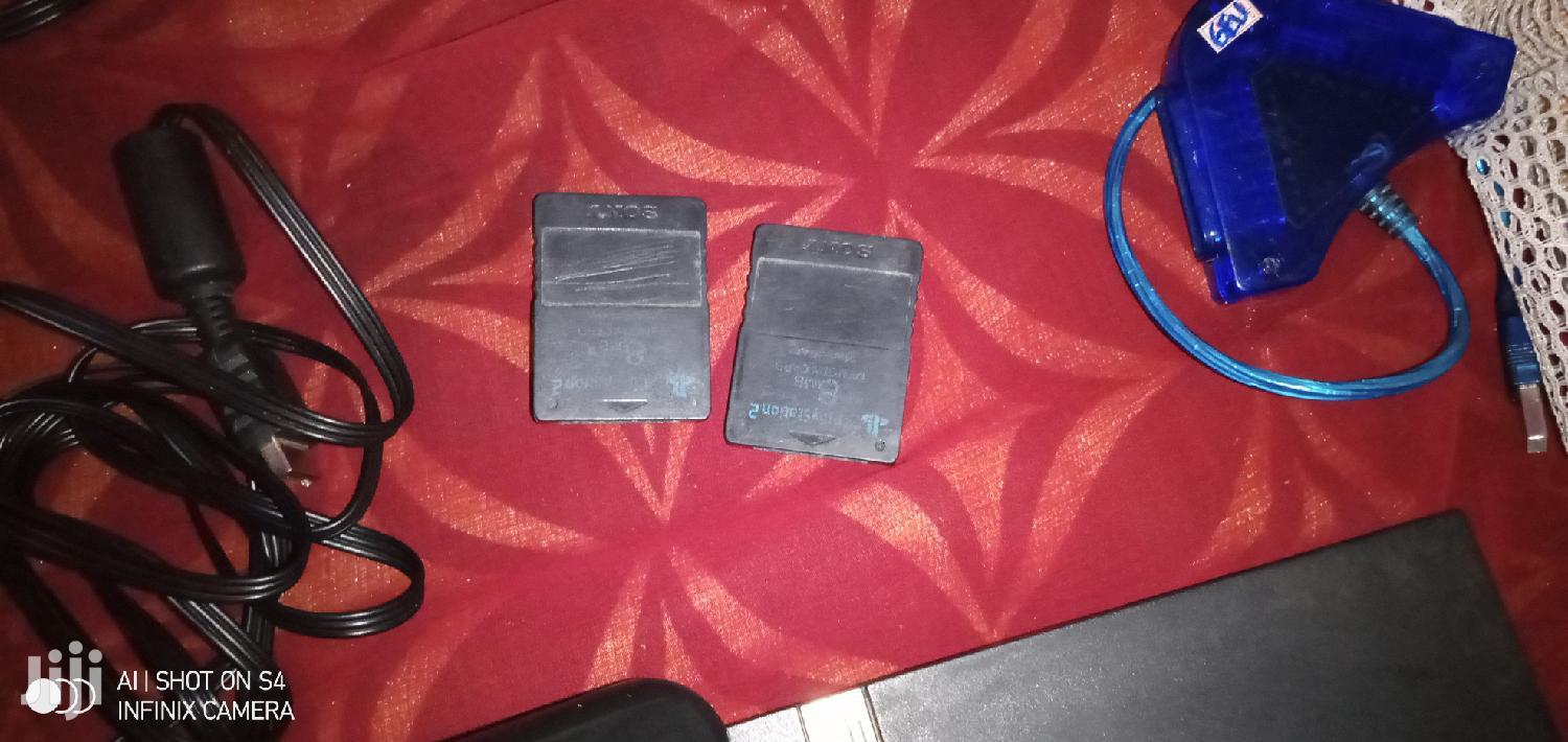 PS2 Full Set | Video Game Consoles for sale in Kampala, Central Region, Uganda