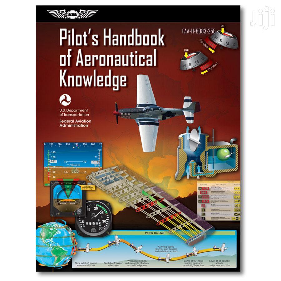Pilot's Handbook Of Aeronautical Knowledge Soft Copy