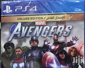 Avengers Ps4 Game | Video Games for sale in Central Region, Kampala