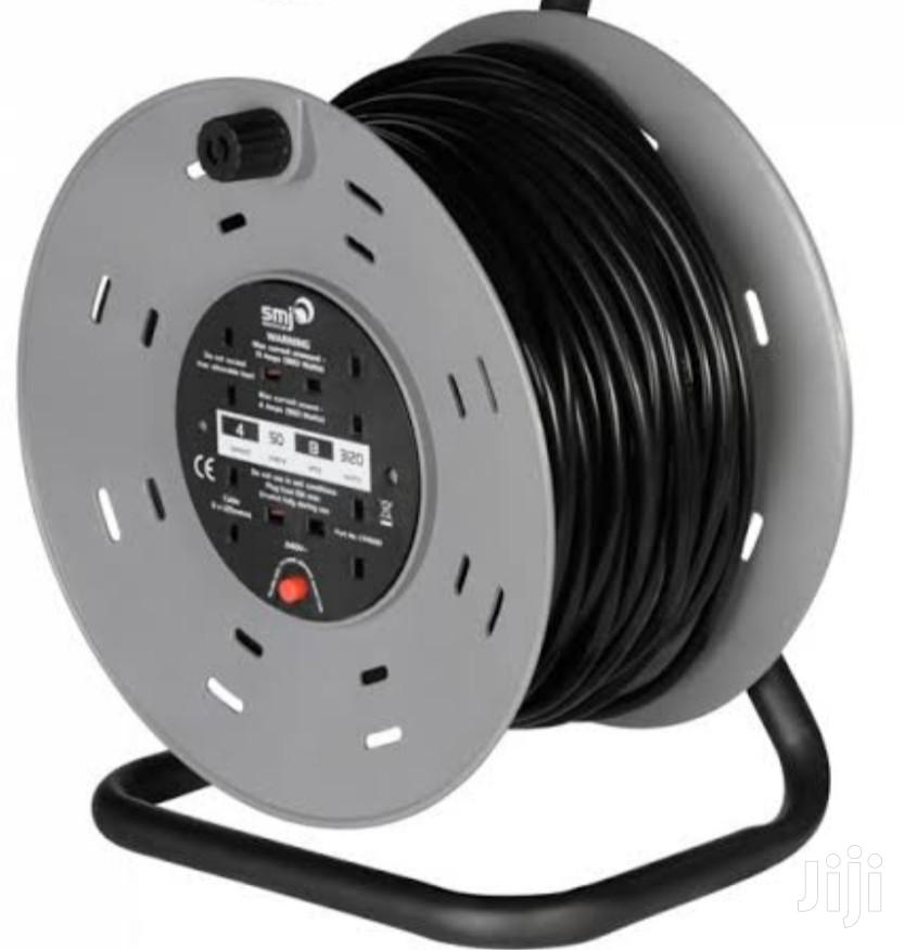 Extension Cable Wheel